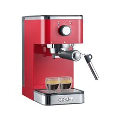 GRAEF ES 403 Salita Siebträger-Espressomaschine Rot