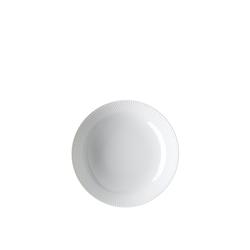 Rosenthal Suppenteller Rosenthal Blend Relief 3 Teller tief 22 cm, (1 Stück)