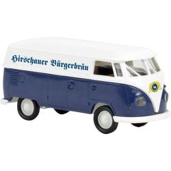 Brekina 90889 H0 Volkswagen T1b Kastenwagen  Hirschauer Bürgerbräu