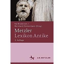 Metzler Lexikon Antike - Buch