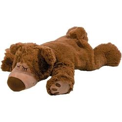 Wärme-Stofftier Sleepy Bear braun