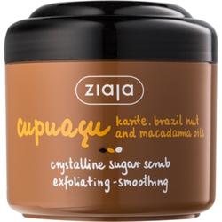 Ziaja Cupuacu Peeling mit Kristallzucker 200 ml