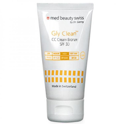 Med Beauty Swiss - Gly Clean BB Cream Bronze - 50 ml