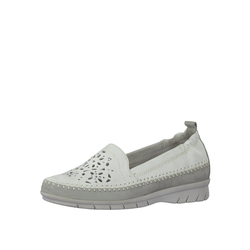 Jana JANA Damen Slipper 8-24615-20-190 offwhite Slipper 36