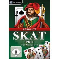 Absolute Skat Pro für Windows 10 (USK) (PC)