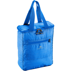 Eagle Creek faltbare Schultertasche 30 cm blue sea