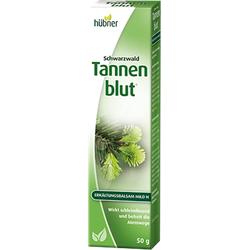 Hübner Tannenblut® Erkältungsbalsam mild N 50 g