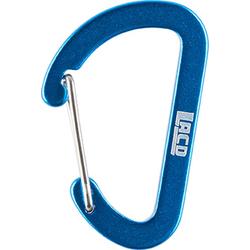 LACD Accessory Biner FS blue Materialkarabiner