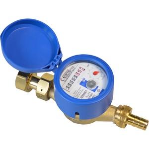 sanicomfort 1924281 Kalt-Wasserzähler