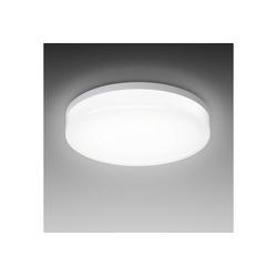 B.K.Licht LED Deckenleuchte, LED Deckenlampe LED 13W Bad-Lampen IP54 Badezimmer-Leuchte inkl. 13W 1500lm