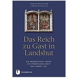 Das Reich zu Gast in Landshut - Buch