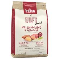 Bosch Tiernahrung Soft Maxi Wasserbüffel & Süßkartoffel 2,5 kg