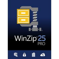 WinZip 25 PRO 1-PC DEUTSCH, Download