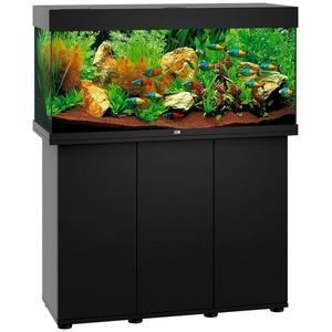 JUWEL AQUARIEN Aquarien-Set Rio 180 LED, BxTxH: 101x41x123 cm, 180 l, mit Unterschrank schwarz