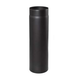 Ø 250 mm - Ofenrohr 50 cm Schwarz