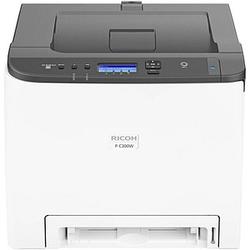 RICOH P C300W Farb-Laserdrucker grau