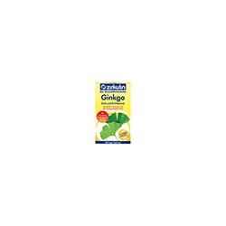 ZIRKULIN Ginkgo Zink und B-Vitamine Filmtabletten 60 St