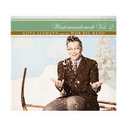 Götz Alsmann, Die Wdr Big Band - Winterwunderwelt 2 (CD)