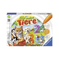 Ravensburger Lernspielzeug tiptoi® Alle meine Tiere (ohne Stift)