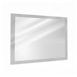 Vicco Badspiegel 45 x 60 cm Grau Beton - Badezimmerspiegel Spiegel Hängespiegel