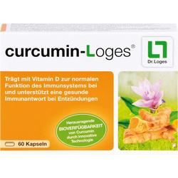 CURCUMIN-LOGES Kapseln 60 St.