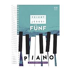 Feiert Jesus! 5 - Piano - Buch