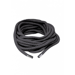 Japanese Silk Rope Black