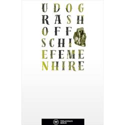 Schiefe Menhire als Buch von Udo Grashoff
