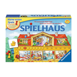 Ravensburger Spiel, Spielhaus, Made in Europe