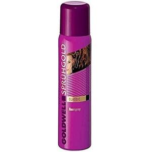 Goldwell Sprühgold Classic unisex, Haarspray, 100 ml, 1er Pack, (1x 1 Stück)