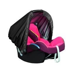sunnybaby Babyschale Sonnenschutz für Babyschale, schwarz