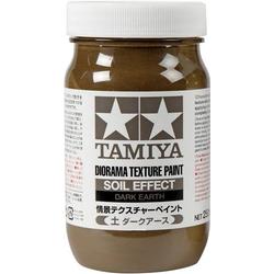 Tamiya 87121 Modellbau-Spachtelmasse Braun 250ml