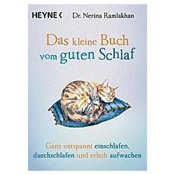 Das kleine Buch vom guten Schlaf / Das kleine Buch Bd.9