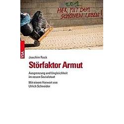 Störfaktor Armut. Joachim Rock  - Buch