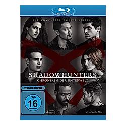 Shadowhunters: Chroniken der Unterwelt - Staffel 2 - DVD  Filme