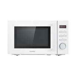 comfee Mikrowelle CMSN 20 wh, Mikrowelle, 20,00 l, Solo-Mikrowelle mit 5 Leistungsstufen, Easy Defrost, 700W, Weiß