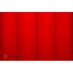 Oracover 25-021-010 Klebefolie Orastick (L x B) 10m x 60cm Rot (fluoreszierend)
