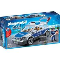 Playmobil City Action Polizei-Einsatzwagen
