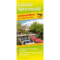 Lausitz Spreewald 1:170 000