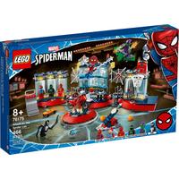 Lego Marvel Super Heroes Angriff auf Spider-Mans Versteck 76175