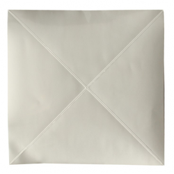 Dreiecktasche 140 x 140 selbstklebend - 100 Dreiecktaschen