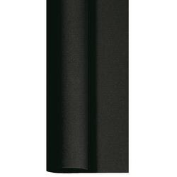 Duni Dunicel Tischdecke Rolle 25x1,18m schwarz - 2x1 Stück