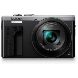 Panasonic DMC-TZ81 silber Kompaktkamera