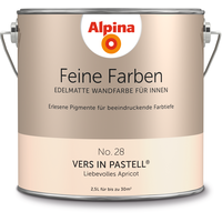 Alpina Feine Farben 2,5 l No. 28 vers in pastell