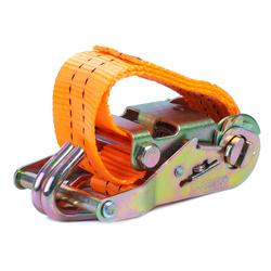 4 x Zurrgurt 6M/35mm/2T für Pkw-Anhänger Zurrgurtenset