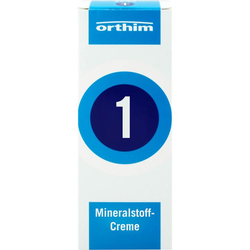 MINERALSTOFF-Creme Nr.1 75 ml