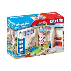 Playmobil® Spielfigur PLAYMOBIL® 9454 Turnhalle