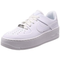 Nike Women's Air Force 1 Sage Low white/white/white 42