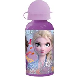 p:os Trinkflasche Frozen II Aluflasche 400 ml