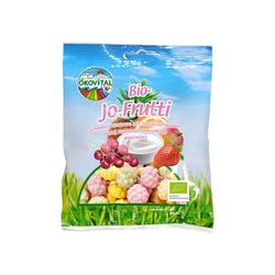 """Bio-Fruchtgummi """"Jo-Frutti"""" 80 g"""